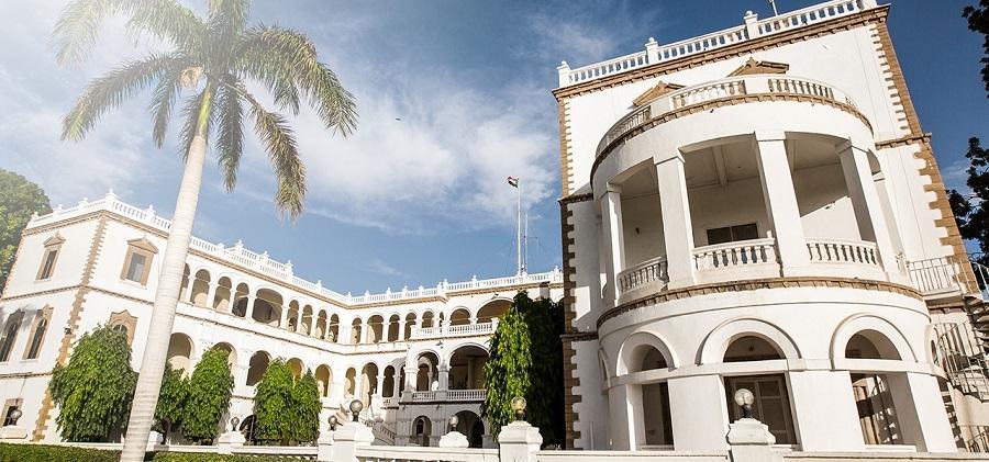 Sudan's Presidential Palace