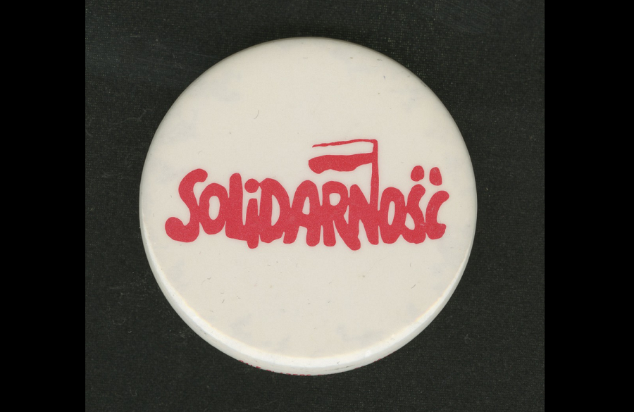 AFL-CIO Solidarity button