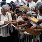 Andrés Manuel López Obrador Mexico president