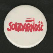 AFL-CIO Solidarity button