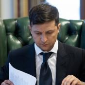 Ukrainian President Volodymyr Zelenskyy