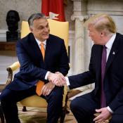 Orban and Trump meet in Washington