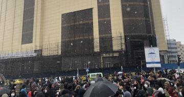 November 2019 protests in Iran